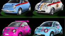 New Fiat 500 in 365 Days