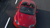Aston Martin V8 Vantage Roadster Revealed