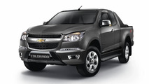 Chevrolet Colorado Sport unveiled at the Bangkok Motor Show