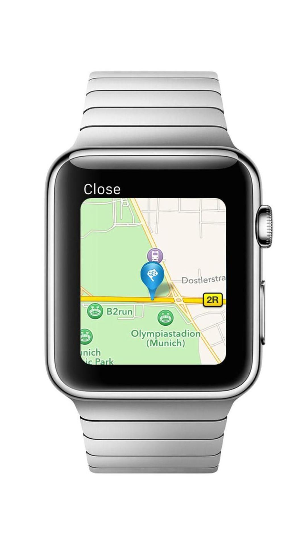 BMW & Porsche unveil their apps for Apple Watch