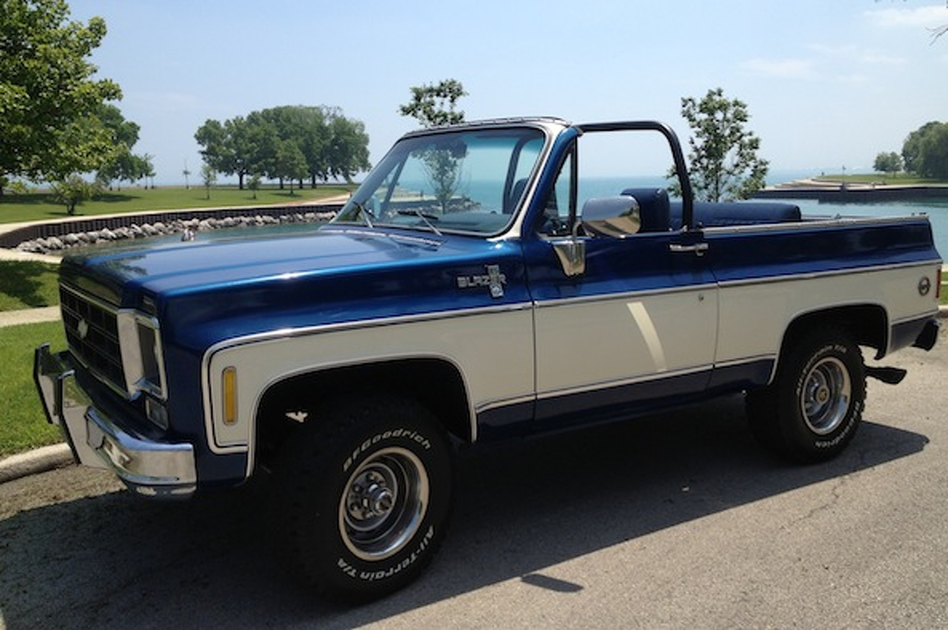 Your Ride 1974 Chevy K5 Blazer