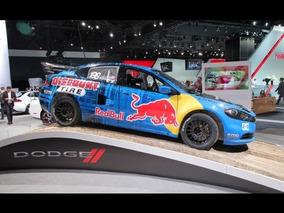 2013 Dodge Dart Rally Car @ 2012 New York Auto Show