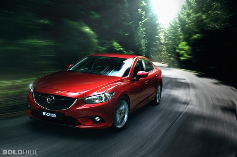 Three of Mazda's Best 2013 Models