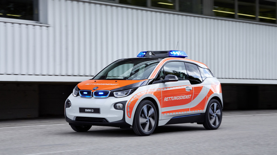 BMW to introduce five emergency vehicles at RETTmobil