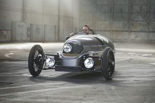 Morgan Shocks the World With Electric 3 Wheeler Concept