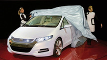 Honda Insight Concept in Paris