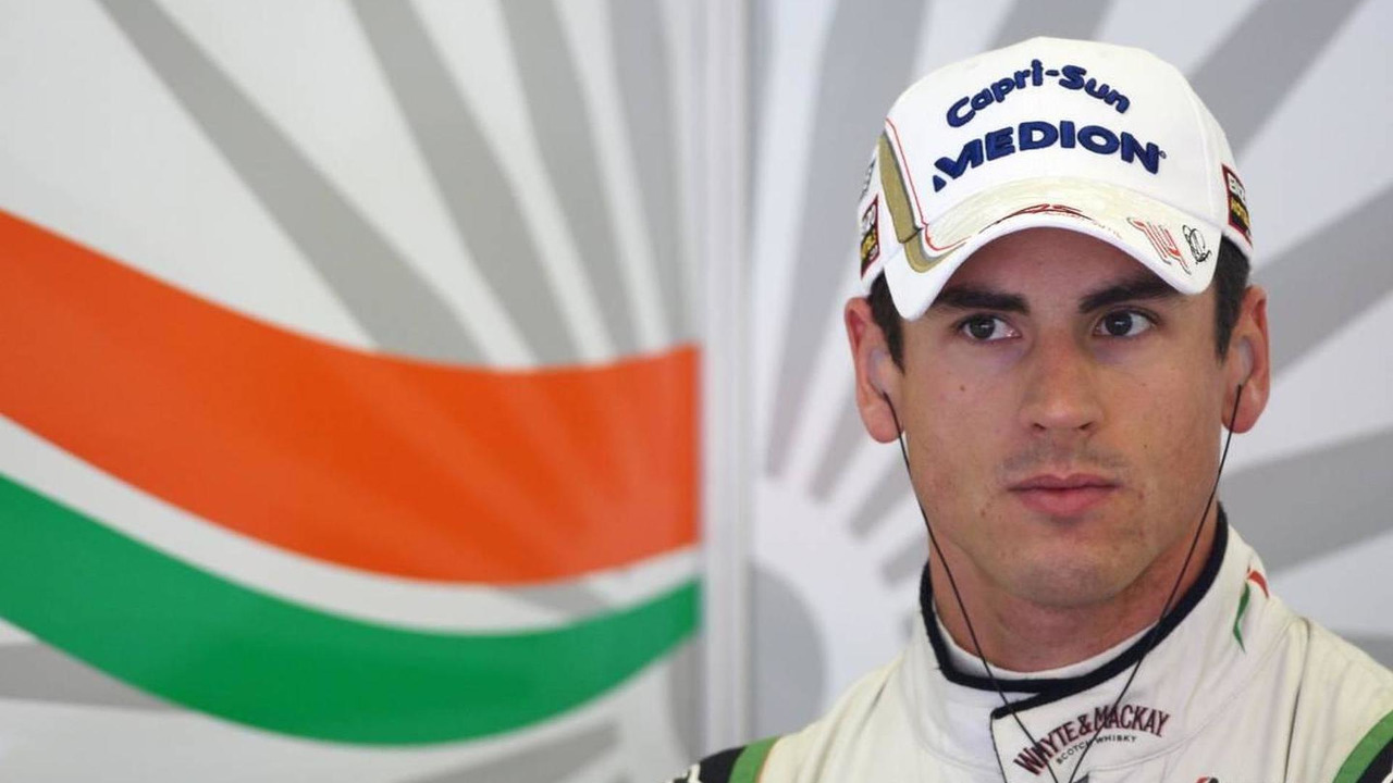 Adrian Sutil (GER), Force India F1 Team - Formula 1 World Championship, Rd 12, Hungarian Grand Prix, 30.07.2010 Budapest, Hungary