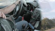2012 Opel Zafira spied in Germany