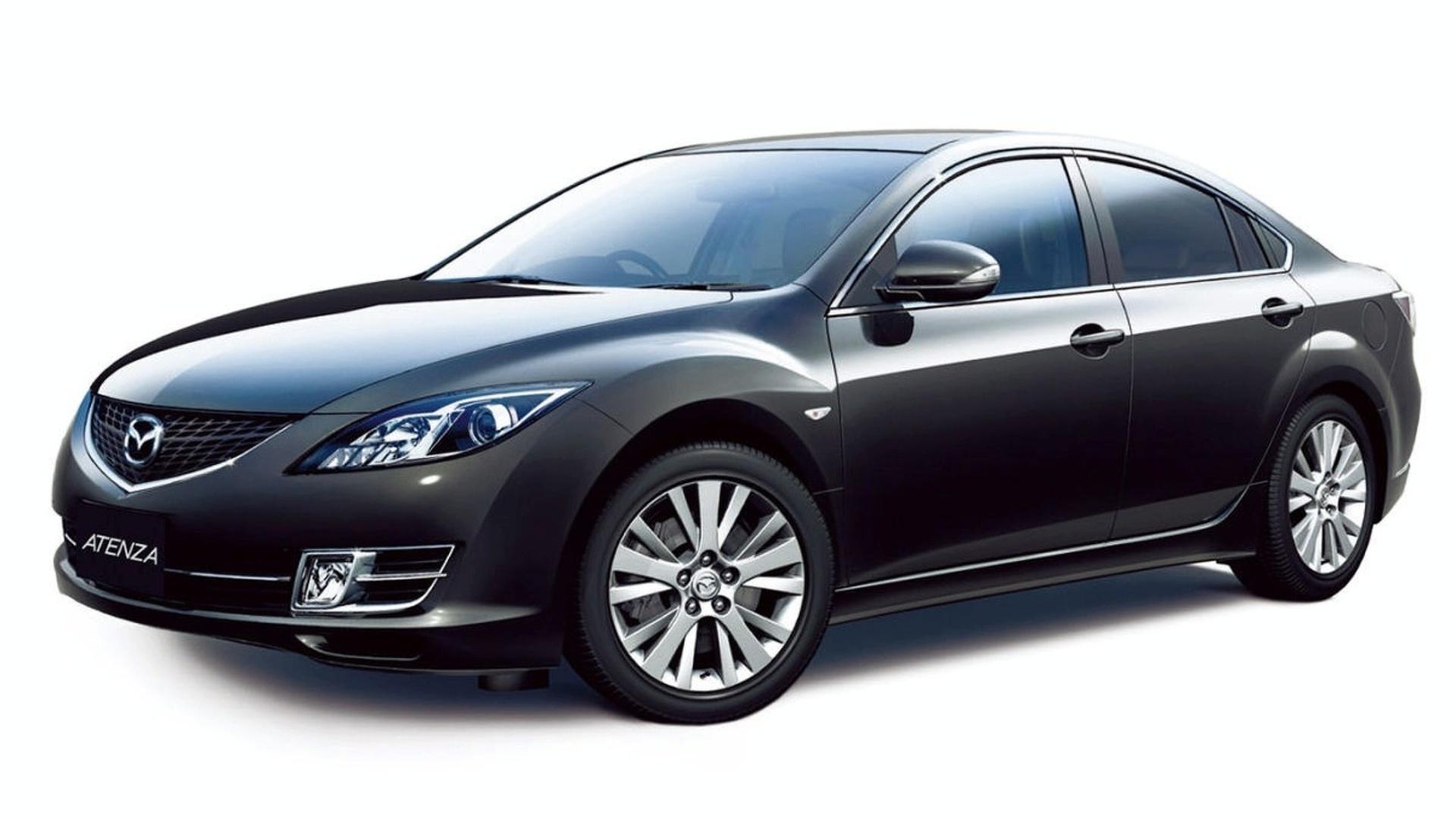 Mazda Atenza Special Edition sedan released in Japan