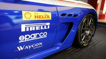 Maserati GranTurismo MC Trofeo Race Car Launched in Frankfurt