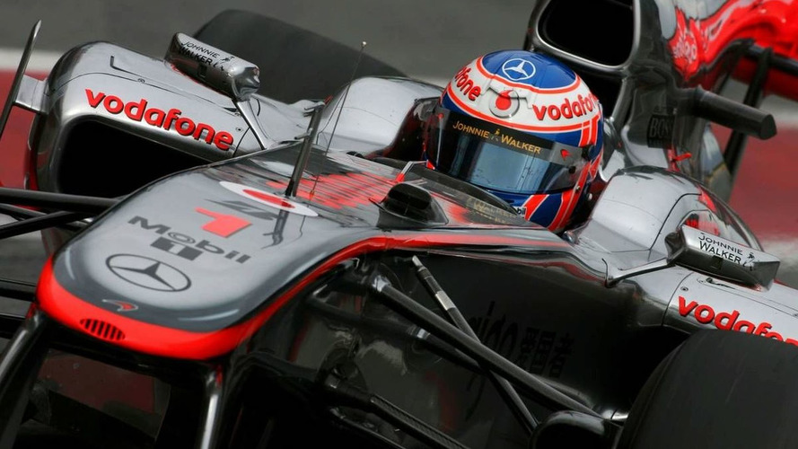 McLaren check delayed, new innovation spotted