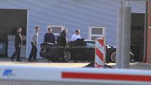 Lamborghini Jota Superleggera prototype at nurburgring spy photo