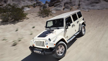 Jeep introduces the 2011 Wrangler Mojave limited edition