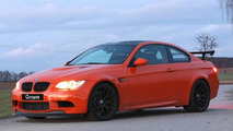 Tuner teaser: BMW M3 GTS with over 600 PS by G-Power