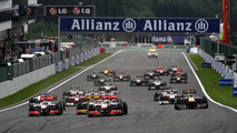 Massa had head-start on Belgian GP grid