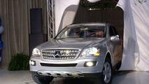 Next Generation Mercedes-Benz M-Class