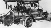 Grunewald model: 1st German fire-fighting vehicle
