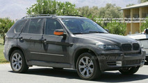 More BMW X5 Spy Photos