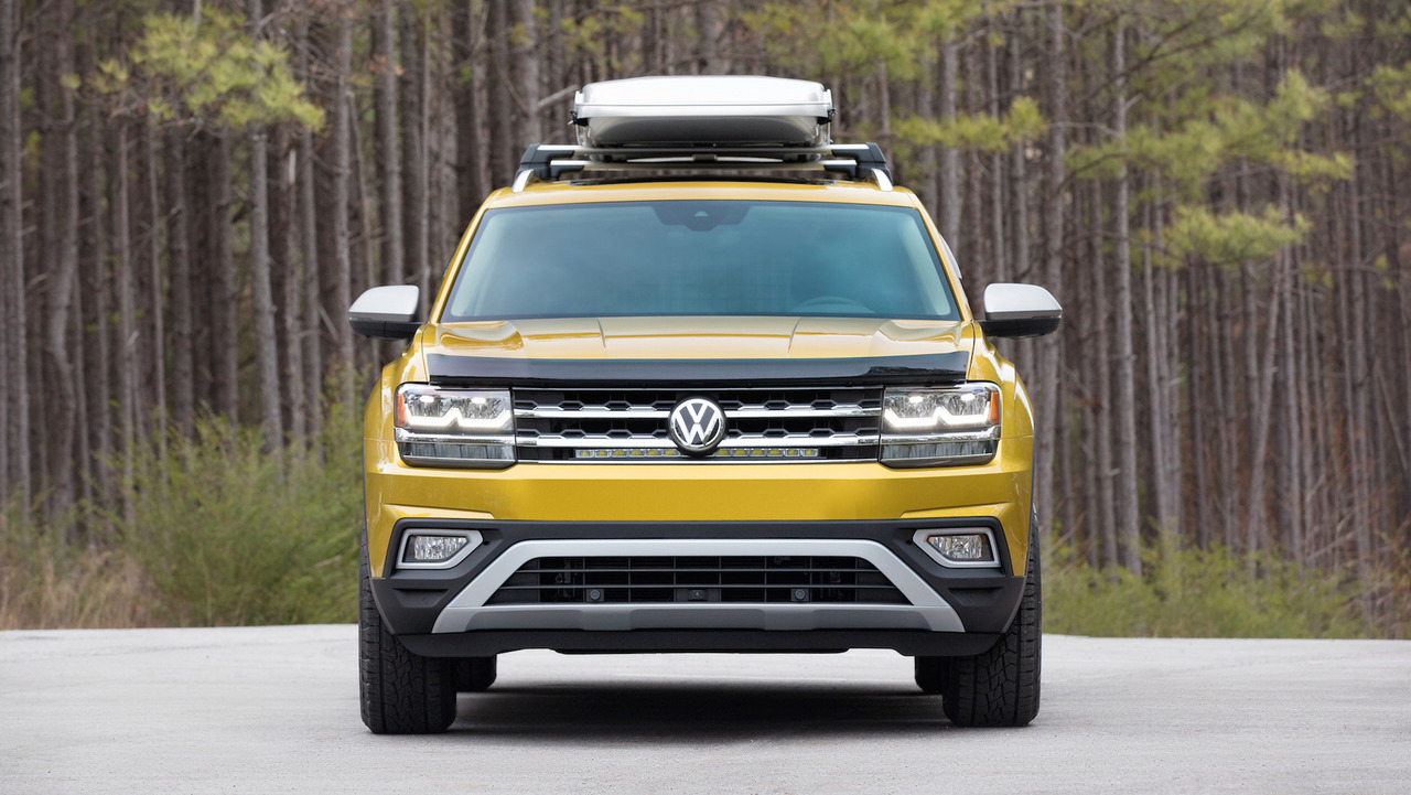 VW Atlas Weekend Edition