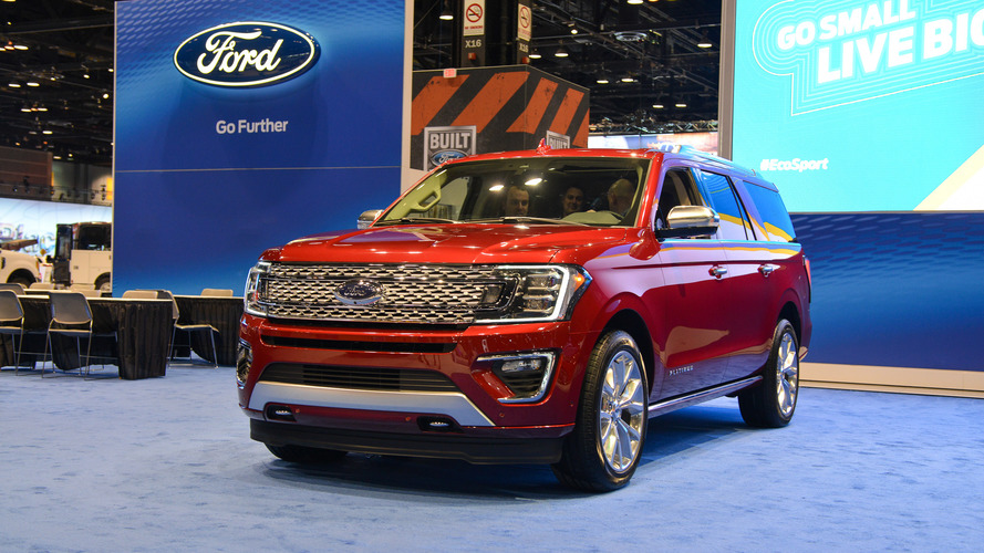 2018 Ford Expedition is bigger, stronger, lighter