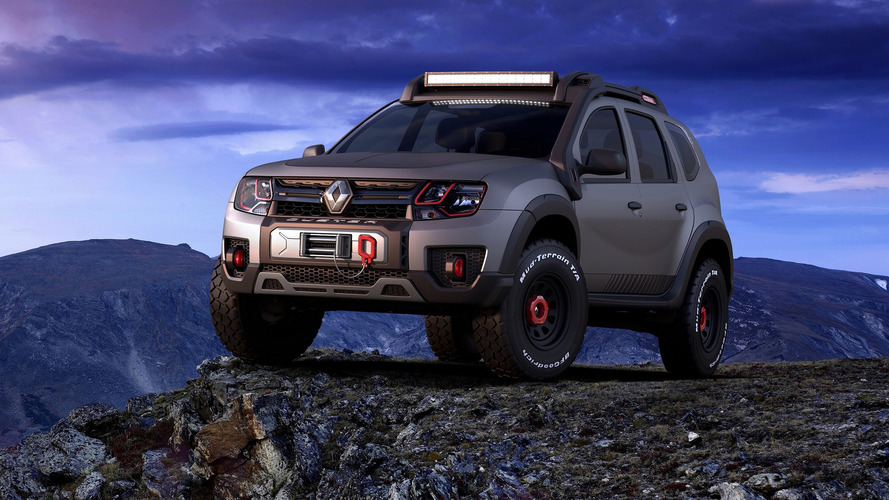 2017 - Renault Duster Extreme konsepti