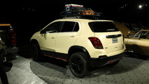 Chevy Trax Active concept live photo