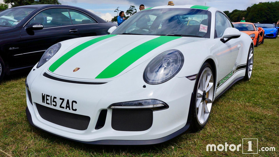 Here Are All The Incredible Cars That Guests Drove To Goodwood