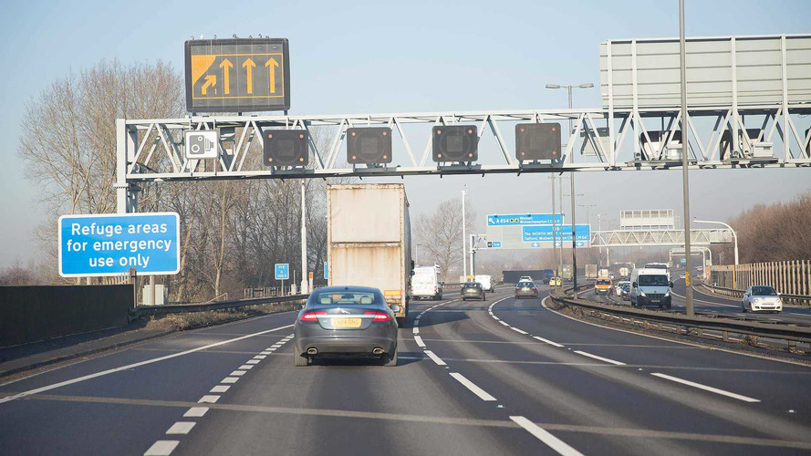 Most Drivers Don't Know How To Use Smart Motorways