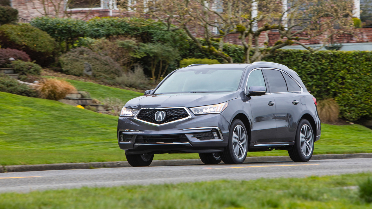 Acura adds mdx to models built in ohio for Honda east liberty ohio