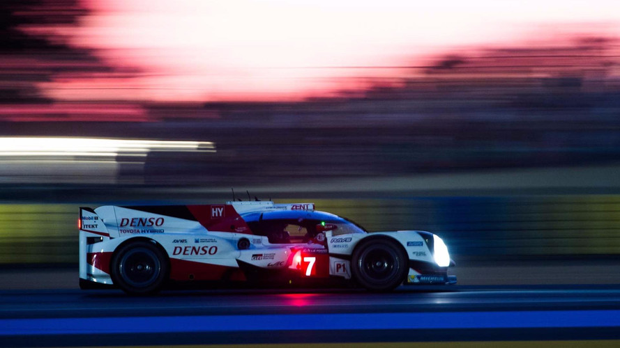 Watch Toyota Own Le Mans With Record Qualifying Run