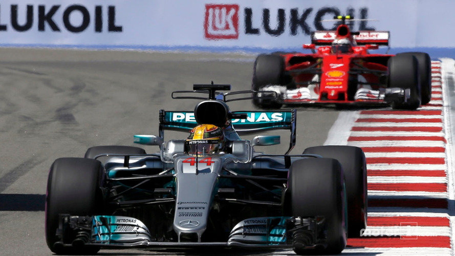 F1 Considers Exhaust Microphones For Better Sound
