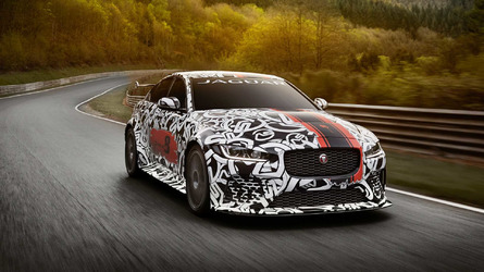 Jaguar XE SV Project 8 Becomes Brand's Most Powerful Car Ever