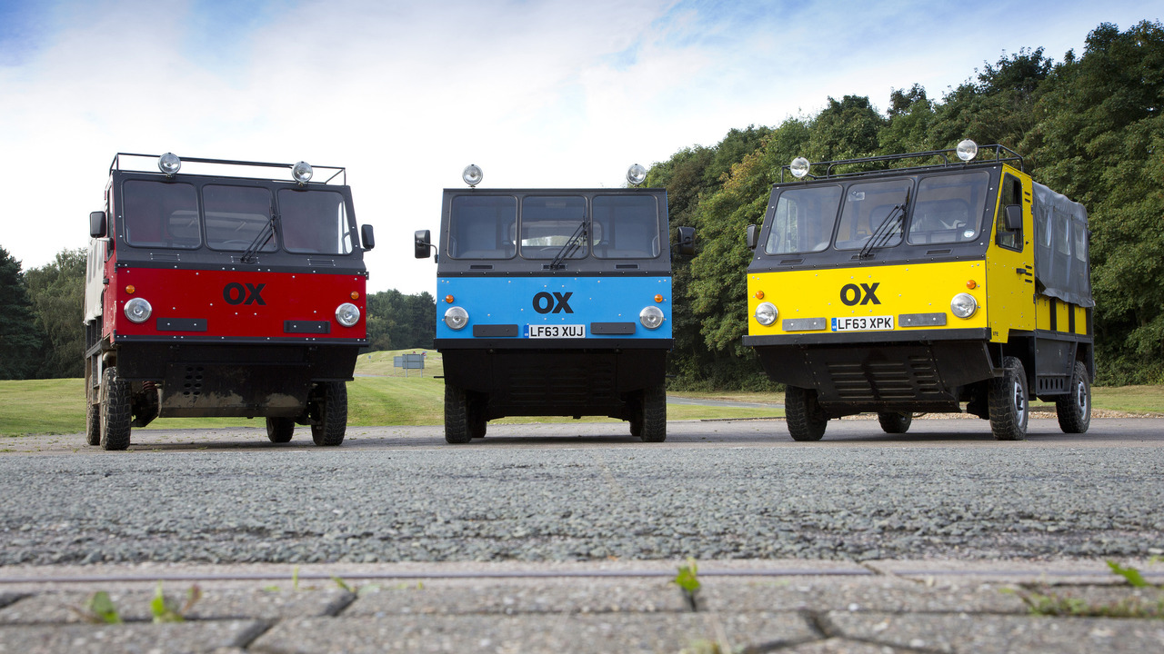 Global Vehicle Trust Ox
