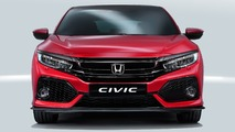 2017 Honda Civic Hatchback for Europe