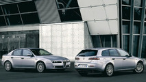 Alfa Romeo 159 Sedan and Wagon