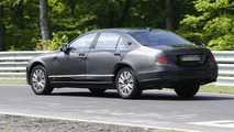 2013 Mercedes S-Class Spy Photo 23.5.2012