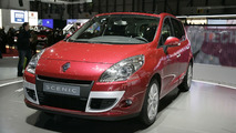 New Renault Scenic in Geneva