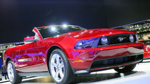 2010 Ford Mustang Revealed