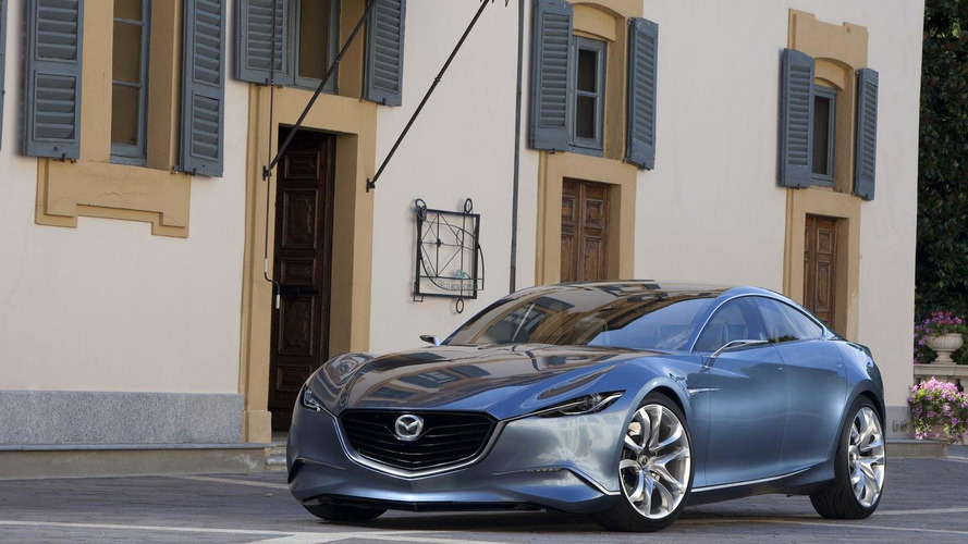Mazda developing RX-9 to use Toyota hybrid system