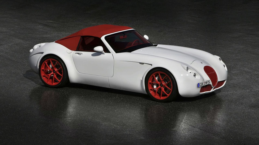 Wiesmann Roadster MF5 Revealed in Frankfurt
