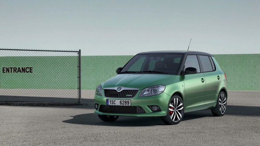 Next-gen Skoda Fabia will not get the RS treatment