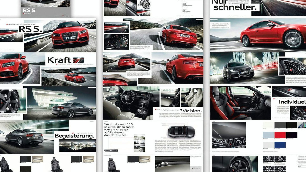 2011 Audi RS5 leaked photos - 1600 - 20.02.2010