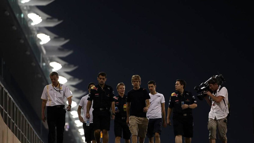 Team strategy is not top priority for Vettel
