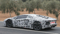 [UPDATE - New photos] Lamborghini Aventador LP700-4 image leak No. 2 and 3 - and 4