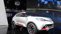 MG CS Concept at 2013 Auto Shanghai