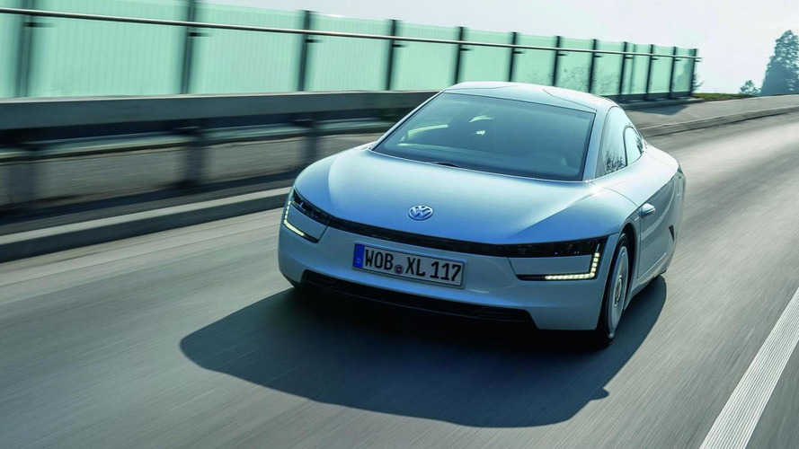Volkswagen XL1 to carry a six-figure price tag - report