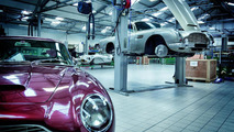 Aston Martin Heritage workshop 20.6.2013