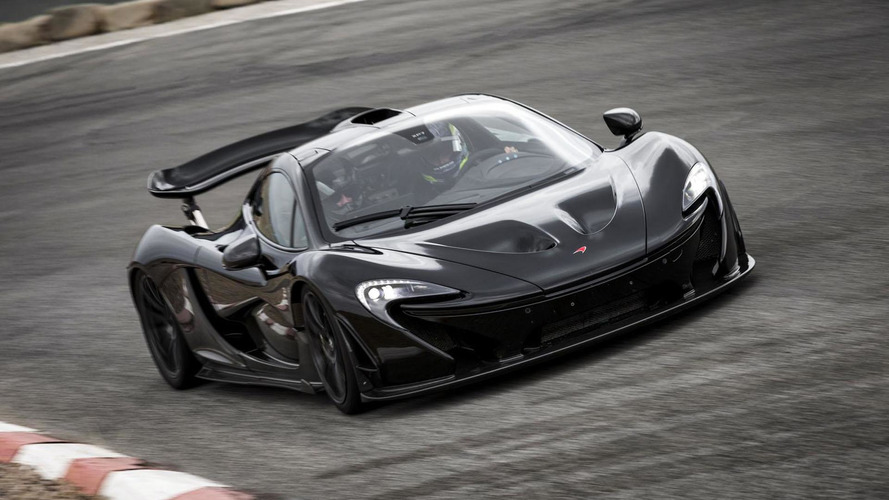 McLaren P15 coming in 2017, could feature hybrid technology - report