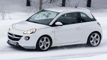 Opel Adam 1.4 SIDI Turbo / Adam OPC spy photo