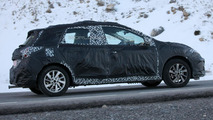 2014 Nissan Almera successor spy photo